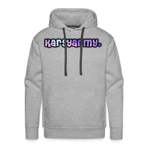 T Shirt Karsyarmy♥ - Männer Premium Hoodie