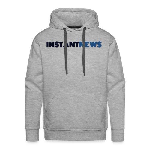 instantnews - Felpa con cappuccio premium da uomo