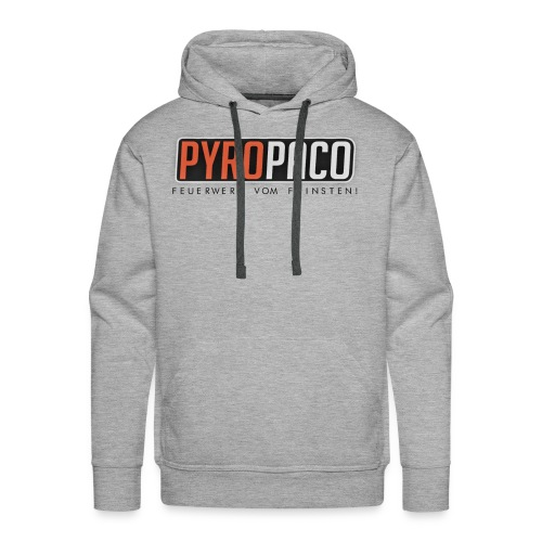 PyroPaco Logo - Männer Premium Hoodie