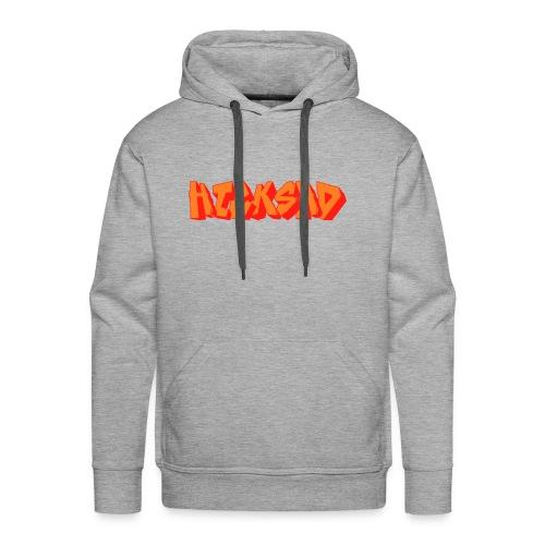 HicksHD Graffiti - Männer Premium Hoodie