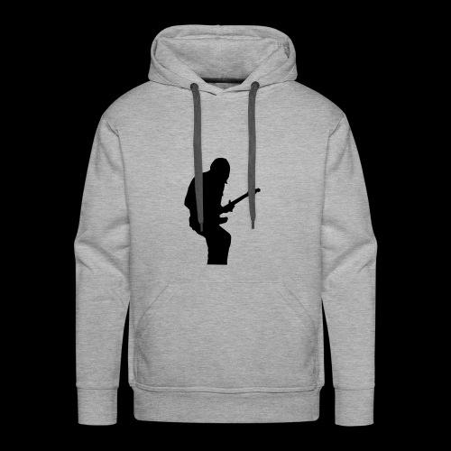 The Guitar Player! - Männer Premium Hoodie