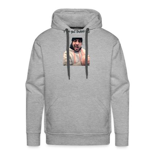 zehef pd oublie pa - Sweat-shirt à capuche Premium pour hommes