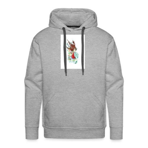 enfant arbre - Sweat-shirt à capuche Premium pour hommes