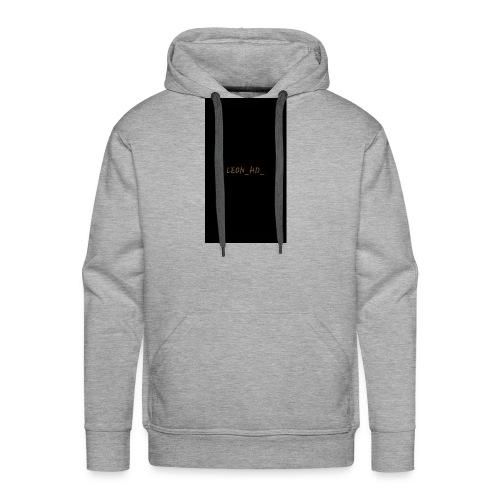 LEON_HD_ YT - Männer Premium Hoodie