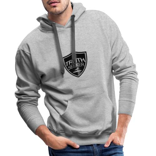 Truth Seeker - Men's Premium Hoodie