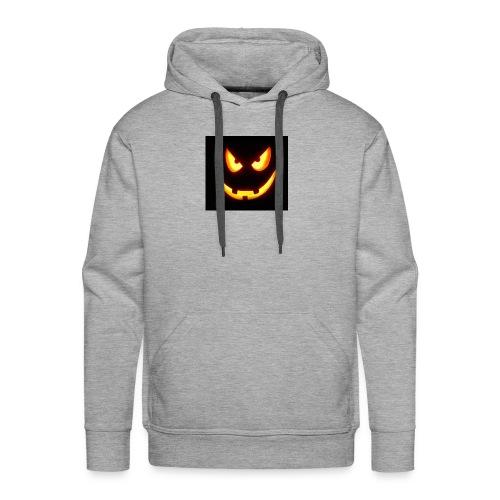 Pumpkin scary - Männer Premium Hoodie