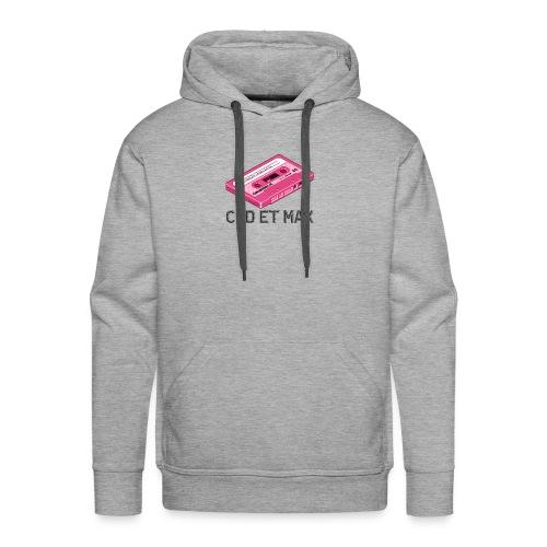 Ced & Max - Sweat-shirt à capuche Premium pour hommes
