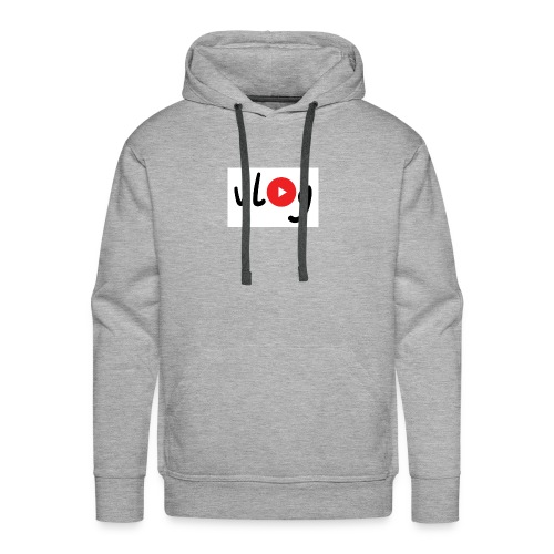 Vlog merch - Men's Premium Hoodie