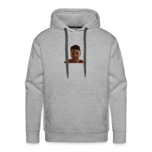 WIN 20170901 115015 burned 1 - Mannen Premium hoodie