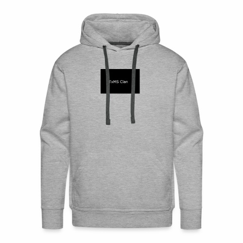 TxMS Clan - Männer Premium Hoodie