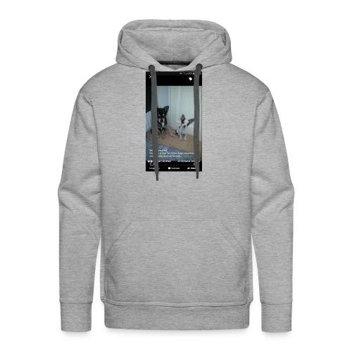 Dogs - Men's Premium Hoodie