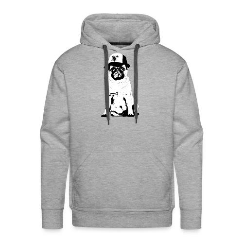 pug1 - Männer Premium Hoodie
