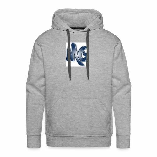 MasterGamer - Sweat-shirt à capuche Premium pour hommes