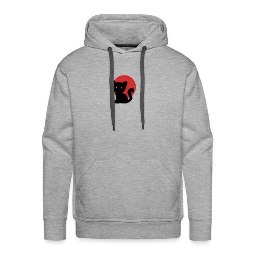 skarycat - Sweat-shirt à capuche Premium pour hommes