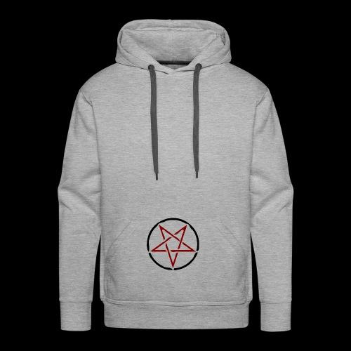 pentagram - Men's Premium Hoodie