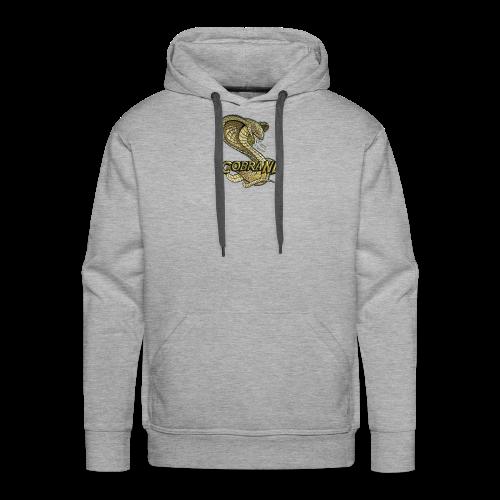 CobraNL Bestsellers - Mannen Premium hoodie
