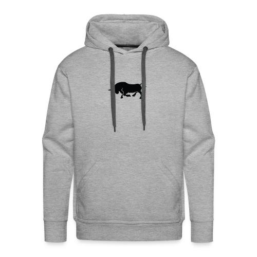 Bull-Nation - Sweat-shirt à capuche Premium pour hommes
