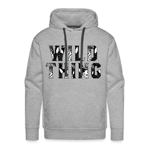 Wild Thing - Men's Premium Hoodie
