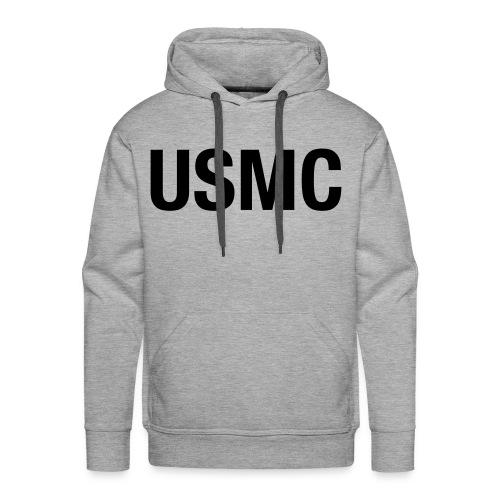 USMC - Men's Premium Hoodie