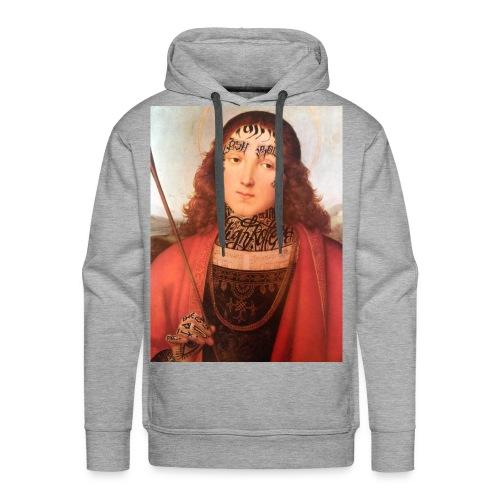 high roller /cash rockin - Mannen Premium hoodie
