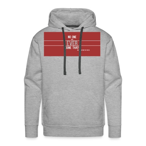Dota Commentary Design - Men's Premium Hoodie