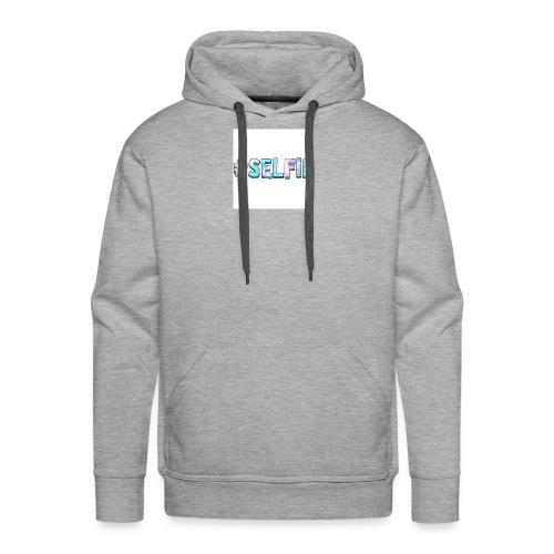 #selfiemerch - Men's Premium Hoodie