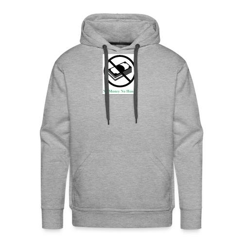 No Money - Männer Premium Hoodie