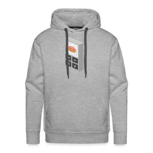 Mettrechner - Männer Premium Hoodie