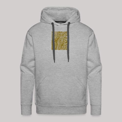 SO S1D1 - Mannen Premium hoodie