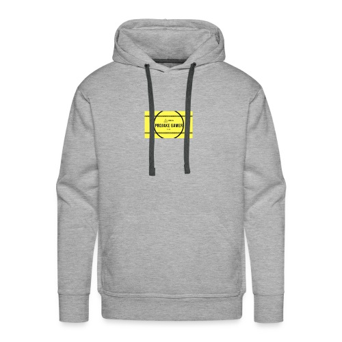 PROJAKE GAMER IS HERE - Men's Premium Hoodie