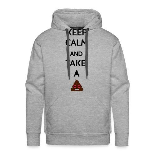 Let`s take a shit -shirt - Männer Premium Hoodie