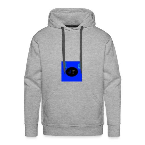 JakeyTruck16 special logo - Men's Premium Hoodie