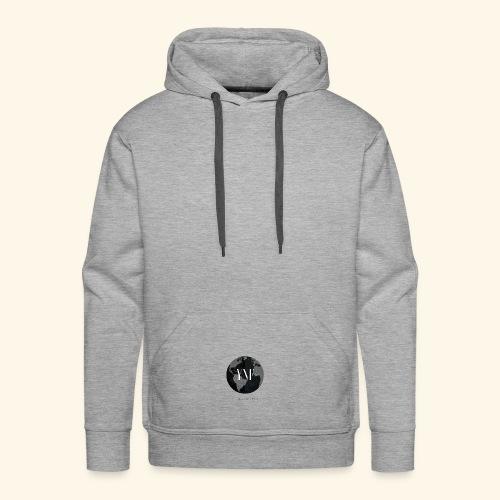 YesterdayNowForever-Logo - Männer Premium Hoodie