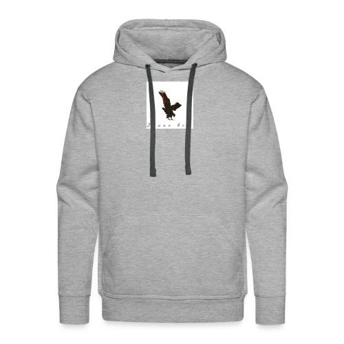 Jeune ben eagles lave - Sweat-shirt à capuche Premium pour hommes