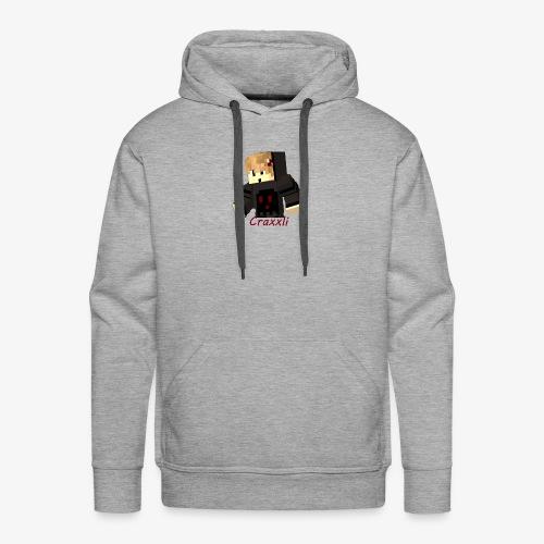 CraxxliMerch - Männer Premium Hoodie