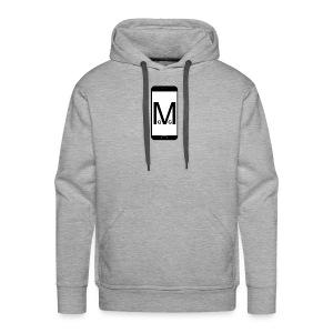 MQG Label - Sweat-shirt à capuche Premium pour hommes