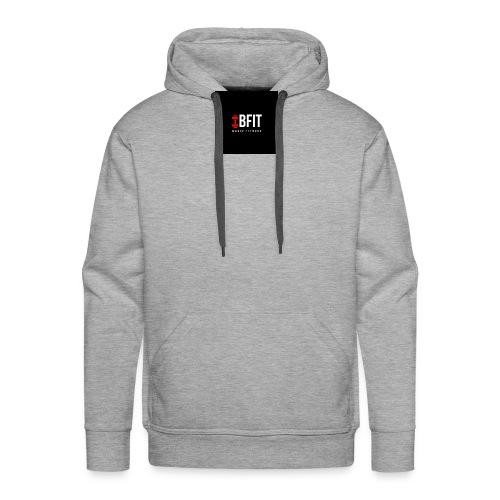 Basic Fitness ][ BFIT - Männer Premium Hoodie