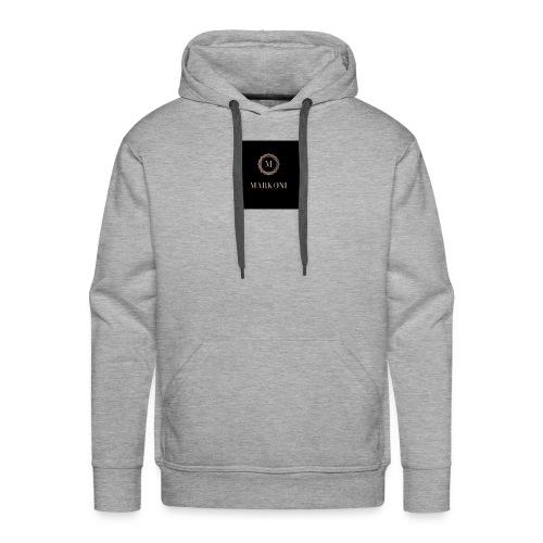 markoni - Männer Premium Hoodie