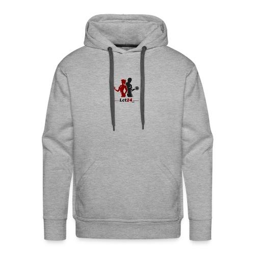 Lct24 - Sweat-shirt à capuche Premium pour hommes