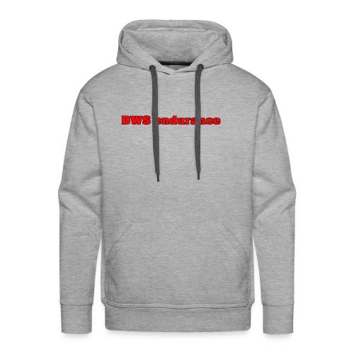 DWS RED - Men's Premium Hoodie