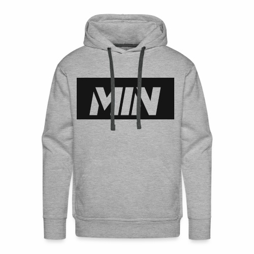 MIN Products for fans - Men's Premium Hoodie