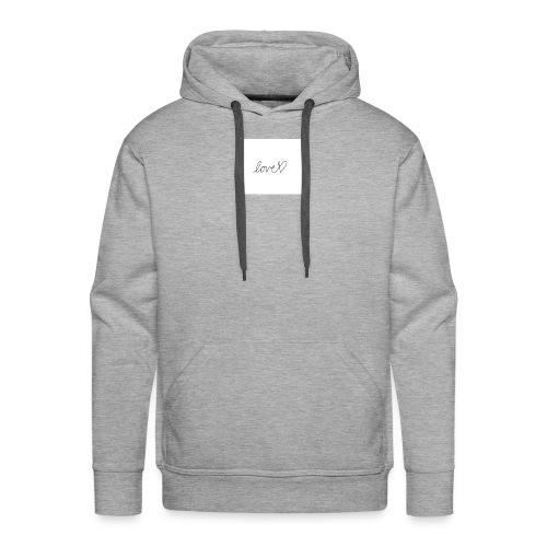 IMG 0116 - Sweat-shirt à capuche Premium pour hommes
