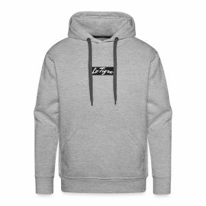 Le Tigre - Mannen Premium hoodie