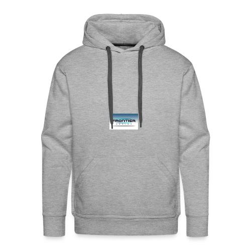 Frontier designs merchandise - Men's Premium Hoodie