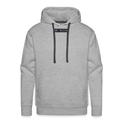 Merch T-shirt - Männer Premium Hoodie