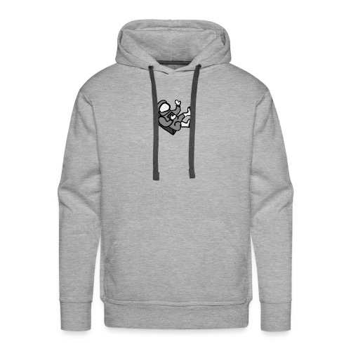 Lost in space - Mannen Premium hoodie