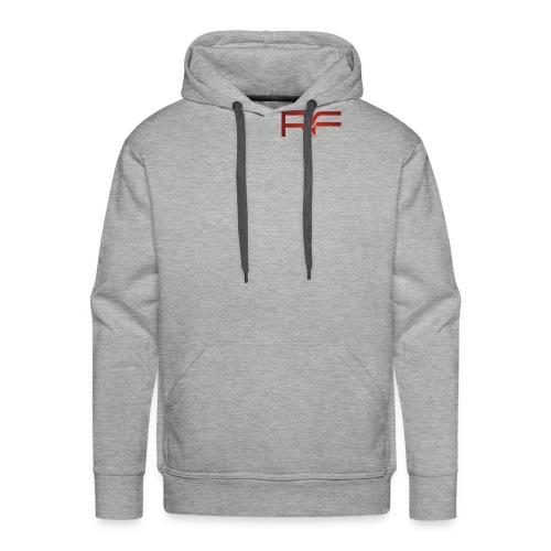 REDFIIT - Sweat-shirt à capuche Premium pour hommes