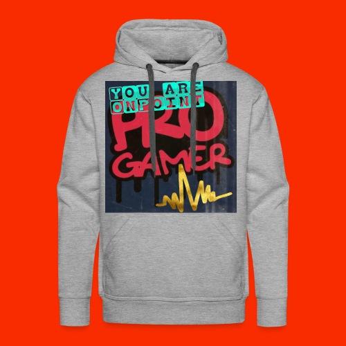 Pro Gamer - Männer Premium Hoodie