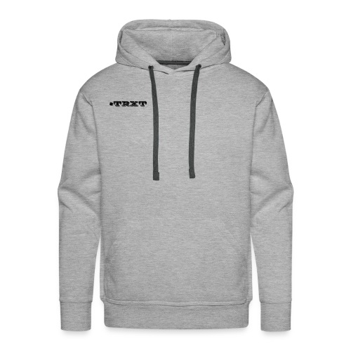 Merchandise Collection #2 - Männer Premium Hoodie