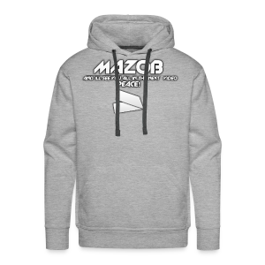 Ill See You All In The Next Video Mazob Grey Stree - Men's Premium Hoodie